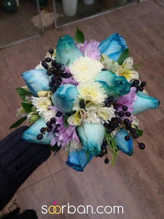 گل آرایی ویژه و خاص ماشین عروس شاهین شهر5