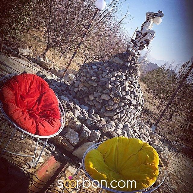 باغ عروس آزالیا در بوکان5