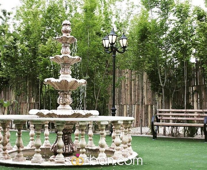 باغ عمارت ونیز در شهر ری تهران6