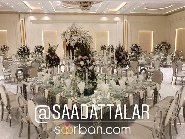 باغ عمارت و تشريفات لوكس سعادت تهران2