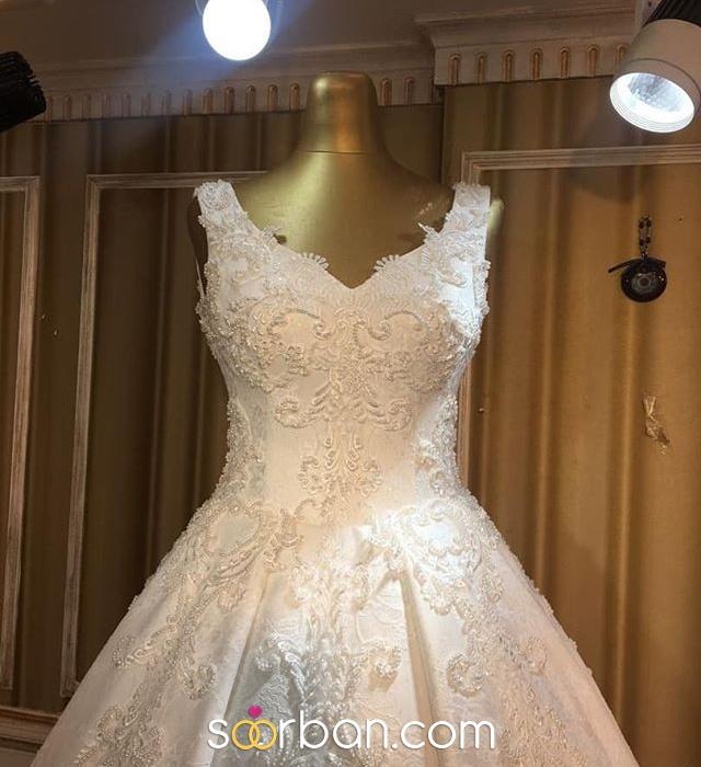 مزون لباس عروس آروین تهران1