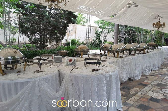 باغ تالار پذیرایی تهران در چیتگر تهران3