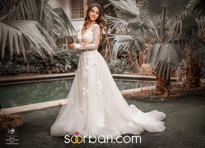 مزون لباس عروس سوترا تهران0