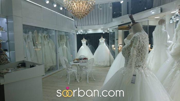 مزون لباس عروس دلبر تهران3