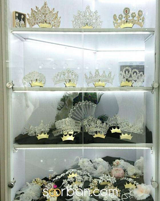 مزون لباس عروس دلبر تهران5