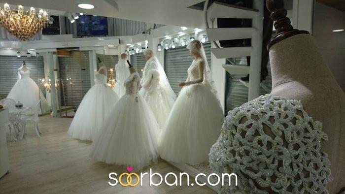 مزون لباس عروس دلبر تهران4