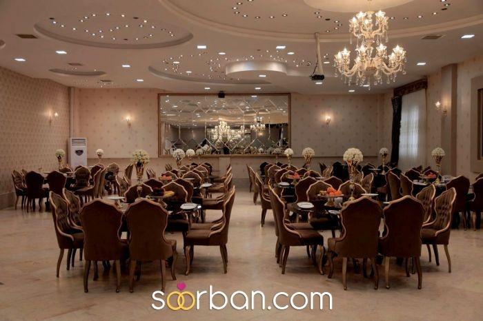 تالار پذیرایی الماس الوند مرزداران تهران1