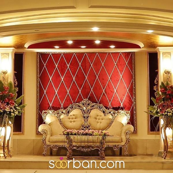 تالار پذیرایی قصر بابابزرگ کرج1