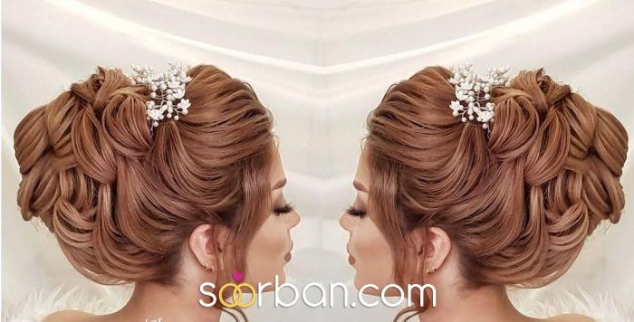 آرایش عروس نگار صمدی اصفهان