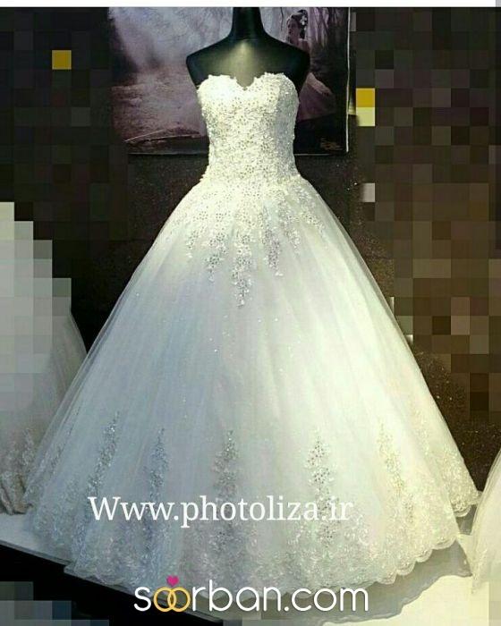 دوخت لباس عروس تهران0