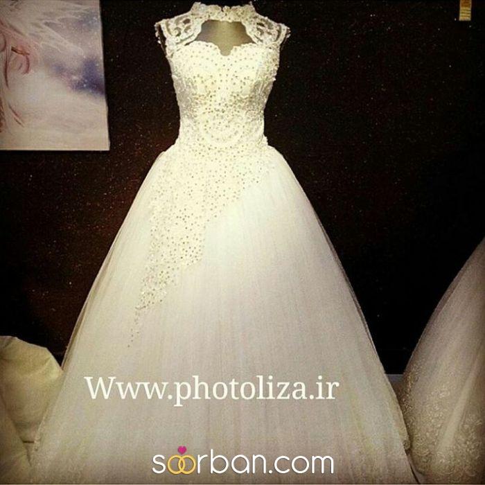دوخت لباس عروس تهران1