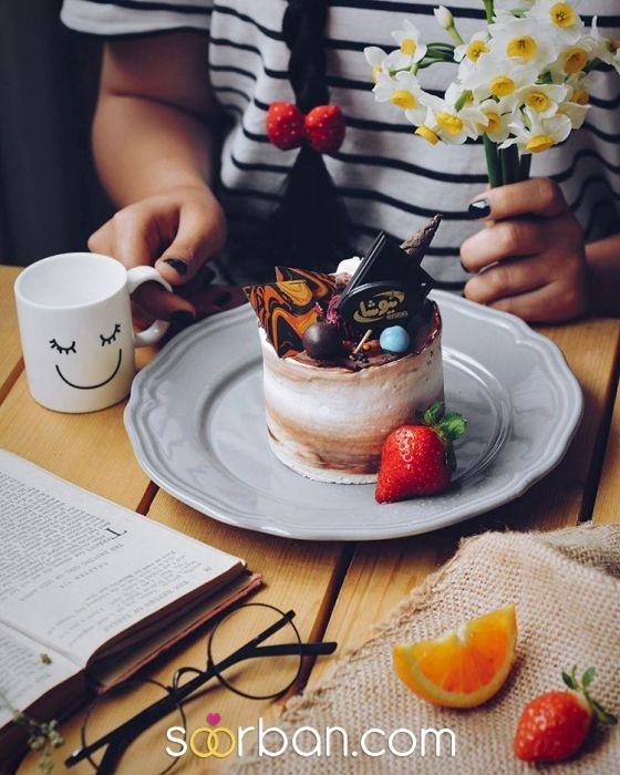 کیک و شیرینی نیوشا اصفهان3