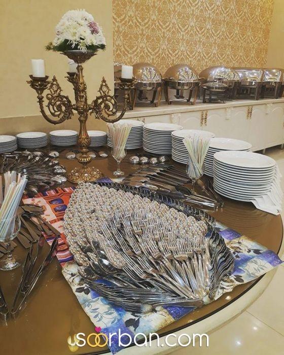 تالار پذیرایی کلاسیک قصر نشاط تهران1