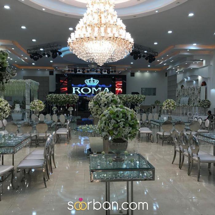 باغ تالار روما تهران، باغ تالار لوکس غرب تهران7