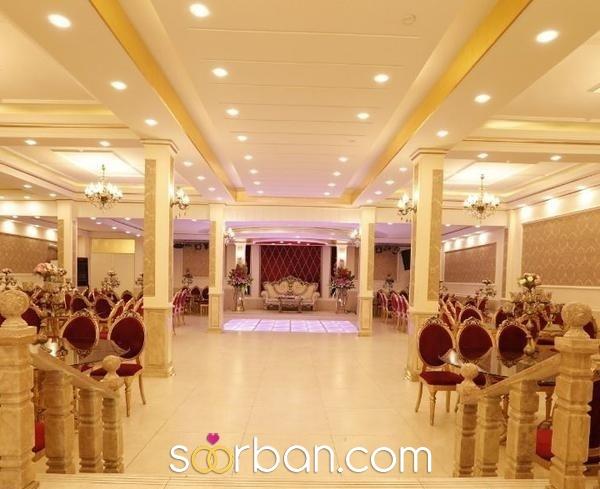 تالار پذیرایی قصر بابابزرگ کرج4