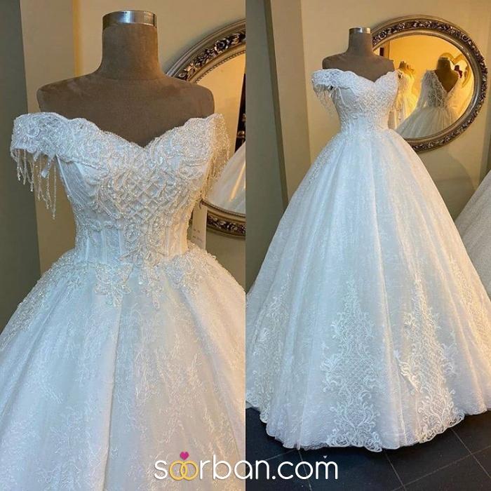 مزون لباس عروس کارولین شیراز5