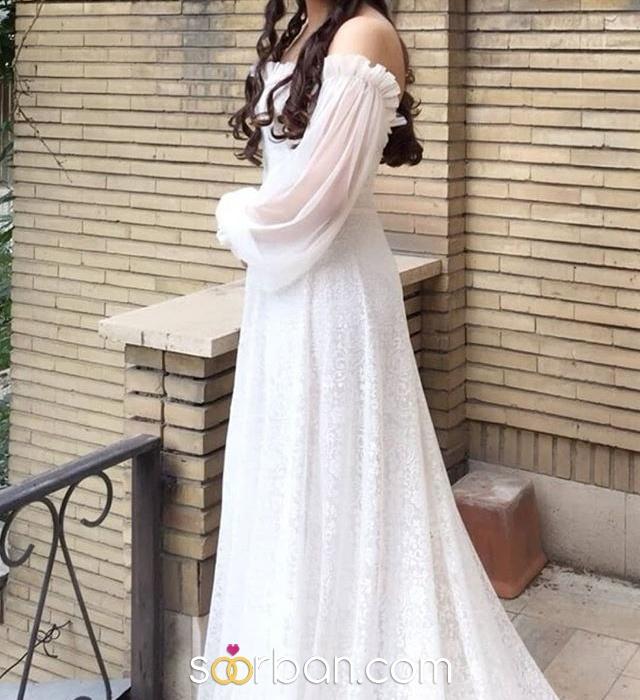 مزون لباس عروس کاج تهران1