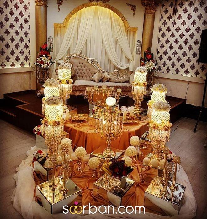 تالار پذیرایی قصر امپراطور غرب تهران