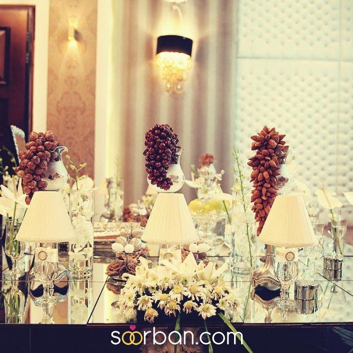 تالار پذیرایی سرو سعادت آباد تهران1