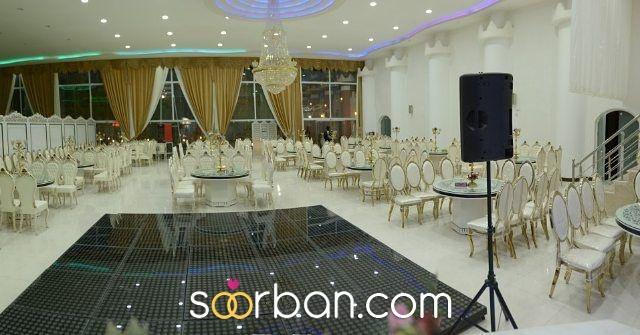 باغ تالار پذیرایی ارگ اصفهان4
