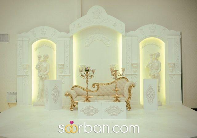 باغ تالار پذیرایی ارگ اصفهان2