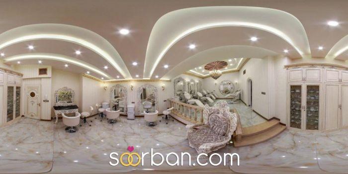 سالن زیبایی لی لی رضایی، آرایشگاه تخصصی عروس در غرب تهران6