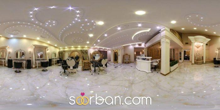 سالن زیبایی لی لی رضایی، آرایشگاه تخصصی عروس در غرب تهران3