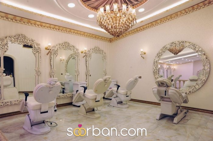 سالن زیبایی لی لی رضایی، آرایشگاه تخصصی عروس در غرب تهران2