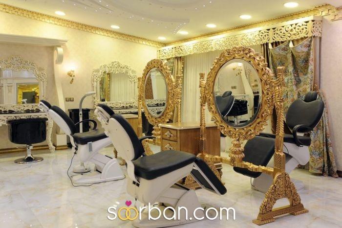 سالن زیبایی لی لی رضایی، آرایشگاه تخصصی عروس در غرب تهران0