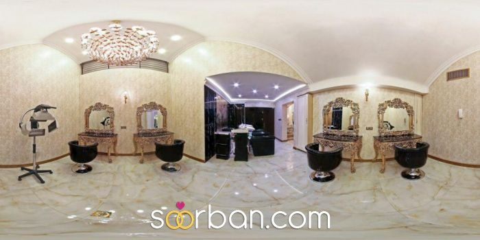 سالن زیبایی لی لی رضایی، آرایشگاه تخصصی عروس در غرب تهران5