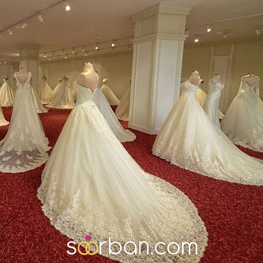 مزون لباس عروس آفرینش اصفهان0