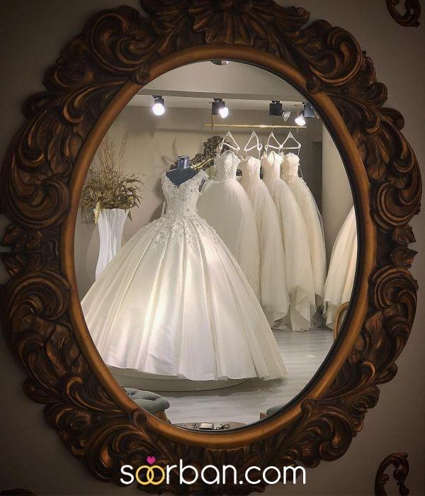 مزون لباس عروس آفرینش اصفهان3