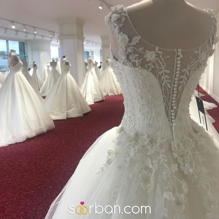 مزون لباس عروس آفرینش اصفهان1