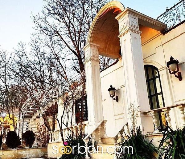 آتلیه عروس و عمارت پاپیون طلایی تهران0