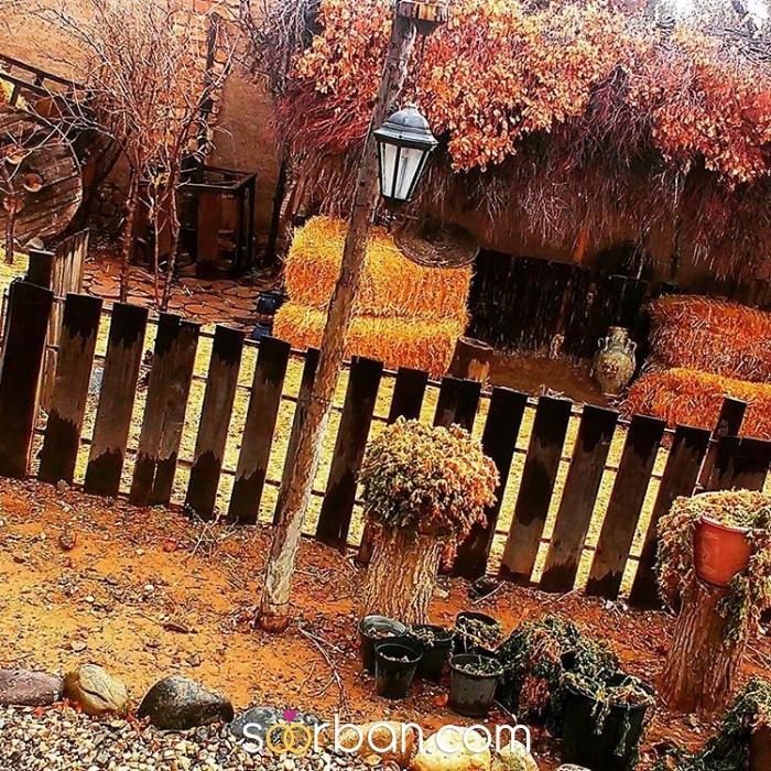 باغ آتلیه و عمارت پردیس در ساوه2