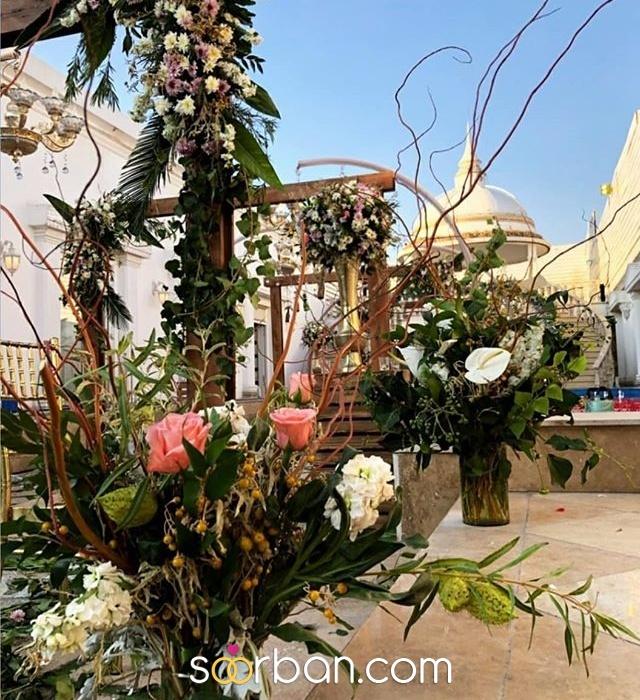 باغ تالار عصر نوین در شرق تهران8