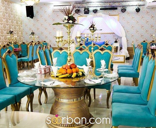 تالار باغ بهشت تهران2