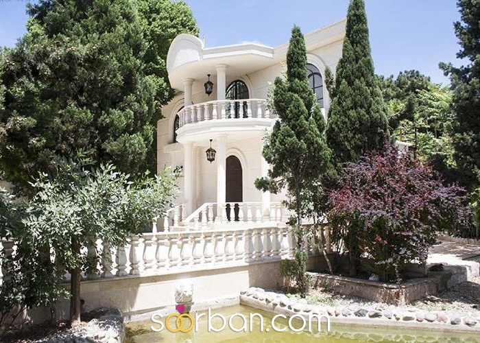 باغ عمارت ونیز در شهر ری تهران5