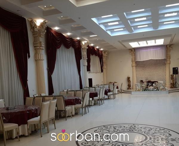 تالار و باغسرای قصر ترنم مشهد1