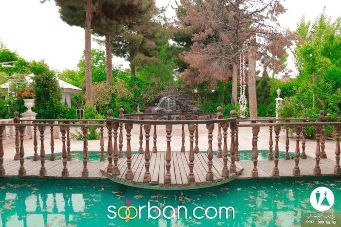 باغ عمارت بهاران | اجاره باغ عکاسی در تهران5