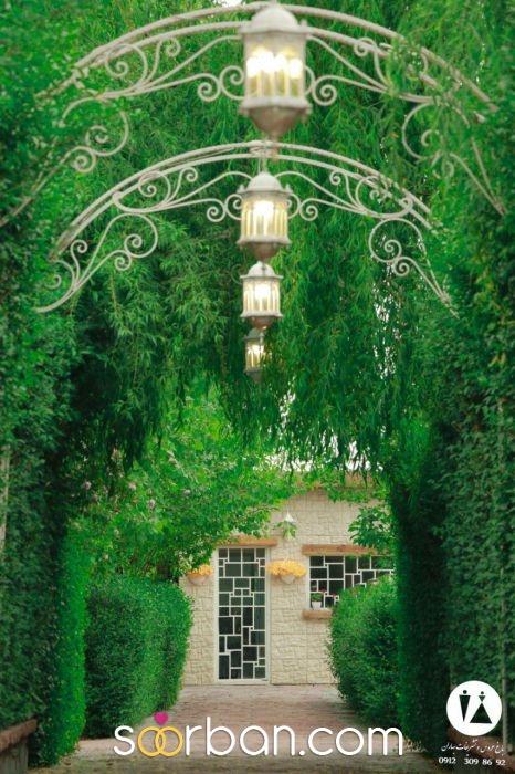 باغ عمارت بهاران | اجاره باغ عکاسی در تهران6