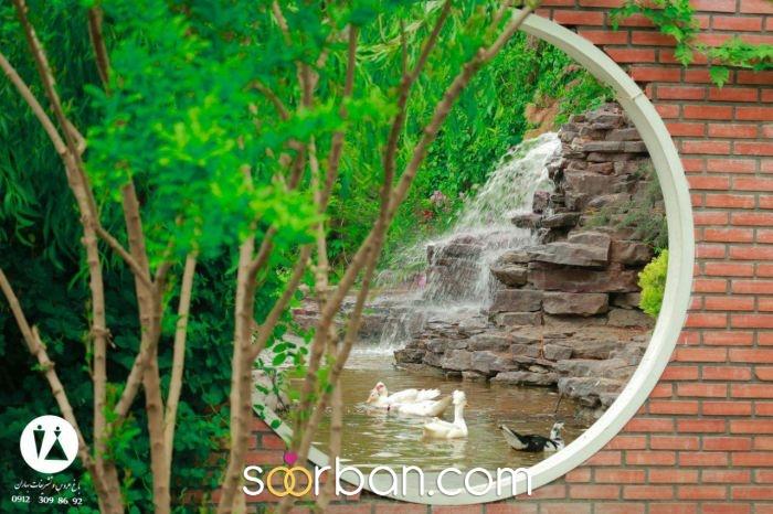 باغ عمارت بهاران | اجاره باغ عکاسی در تهران8