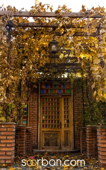 باغ عمارت بهاران | اجاره باغ عکاسی در تهران9