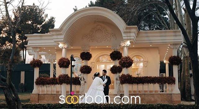 باغ عمارت مانلی تهران6