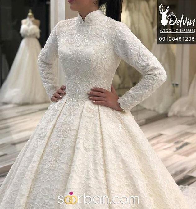 مزون لباس عروس دلوین در تهران3