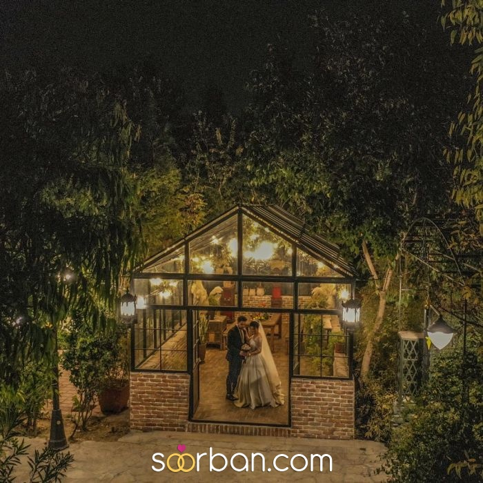 باغ عمارت عکاسی مجلل در تهران3