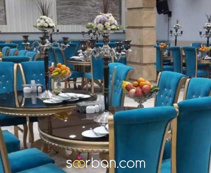 تالار پذیرایی قصر کوروش تهران3
