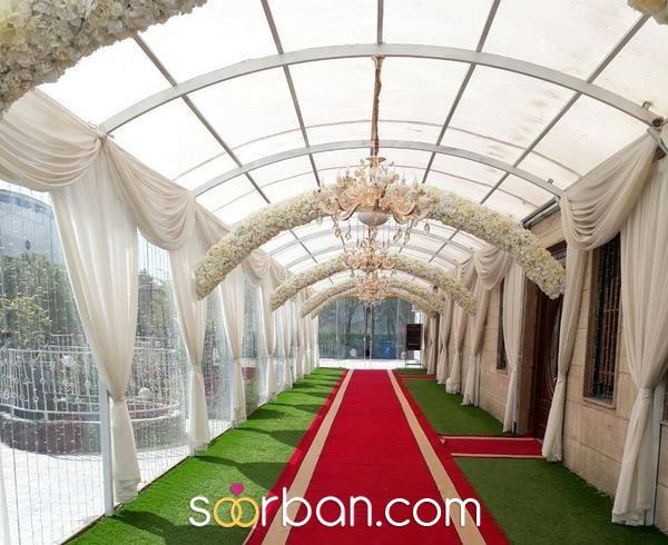 باغ تالار قصر بهشت تهران4