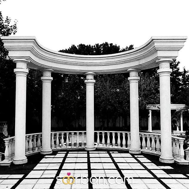 باغ عمارت مانلی تهران3