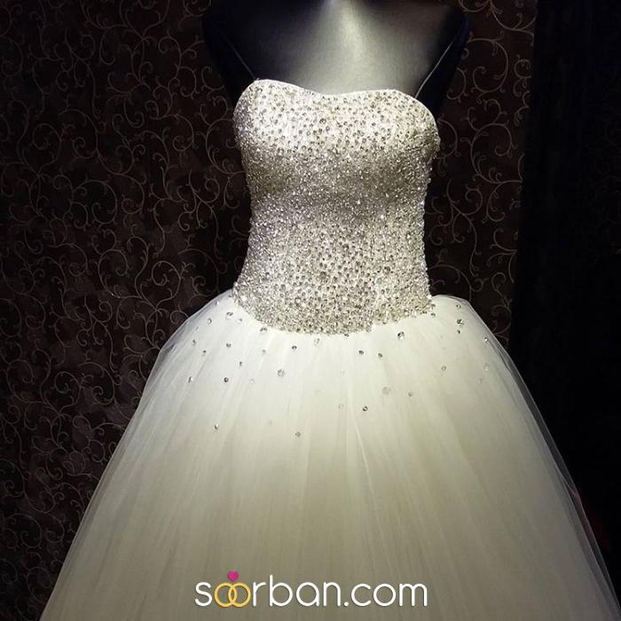 مزون لباس عروس در جنوب تهران1